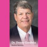 Real Men Wear Pink- Donny Goodwin