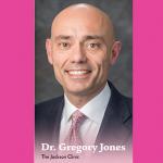 Real Men Wear Pink- Gregory Jones