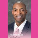 Real Men Wear Pink- Rayford Lee