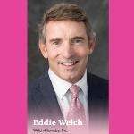 Real Men Wear Pink- Eddie Welch